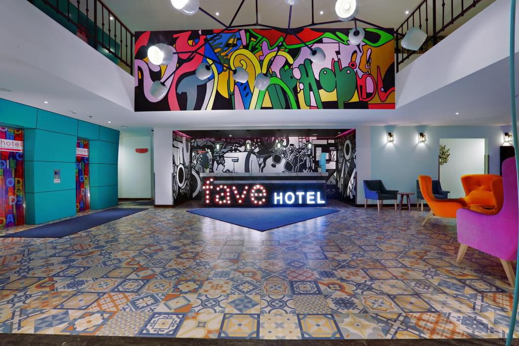 Favehotel Kuta Kartika Plaza 1 1024x683 » Favehotel Kuta Kartika Plaza, Hotel Ekonomis dengan Fasilitas dan Pelayanan Tak Kalah Hotel Bintang 5