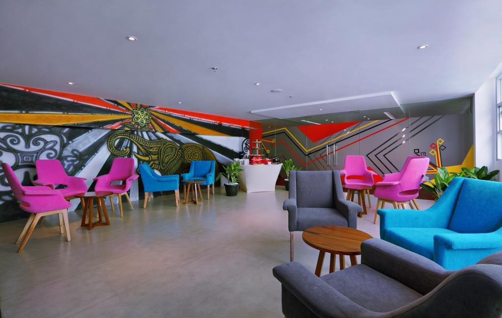 Favehotel Kuta Kartika Plaza 2 1024x649 » Favehotel Kuta Kartika Plaza, Hotel Ekonomis dengan Fasilitas dan Pelayanan Tak Kalah Hotel Bintang 5