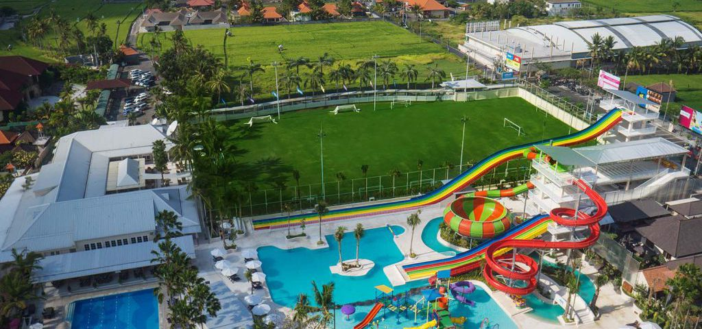 Finns Recreation Club Bali