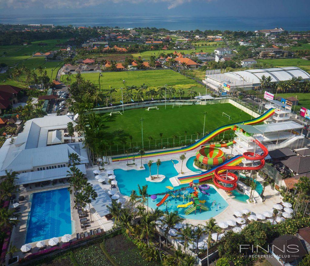 Finns Recreation Club Bali, Paket Lengkap Untuk Liburan Bersama Keluarga