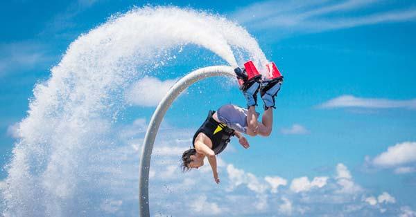 Flyboarding di Tanjung Benoa 1 » Flyboarding di Tanjung Benoa, Aktivitas Seru dan   Memacu Adrenalin saat Liburan ke Bali