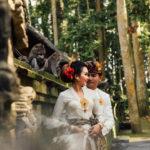 Foto Prewedding di Sangeh Monkey Forest