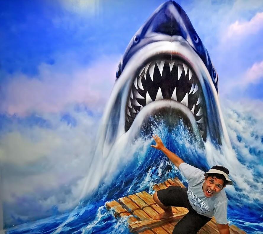 Gallery Trick Art 3D Museum Bali » Pantai Seminyak Bali, Ada Apa Saja Sih di Sana?