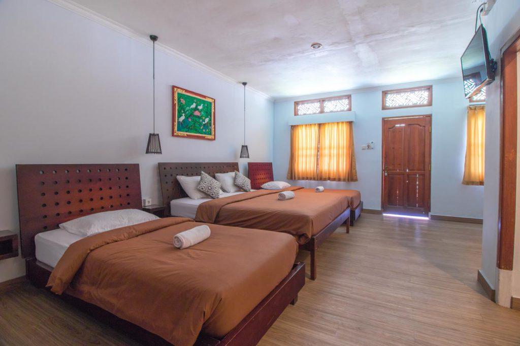 Gemini Star Hotel Kuta 2 1024x682 » Gemini Star Hotel Kuta, Pilihan Hotel Murah Cuma Rp200 Ribuan Per Malam yang Dekat Pantai Kuta