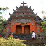 Gereja Pniel Desa Blimbingsari