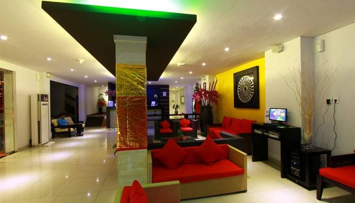 Gosyen Hotel Bali Legian, Hotel Bintang 3 dengan Perpaduan Desain Arsitektur Tradisional dan Jepang
