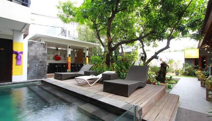 Gosyen Hotel Bali Legian 2 » Gosyen Hotel Bali Legian, Hotel Bintang 3 dengan Perpaduan Desain Arsitektur Tradisional dan Jepang