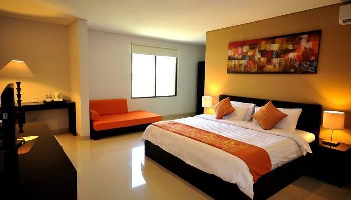 Gosyen Hotel Bali Legian 3 » Gosyen Hotel Bali Legian, Hotel Bintang 3 dengan Perpaduan Desain Arsitektur Tradisional dan Jepang
