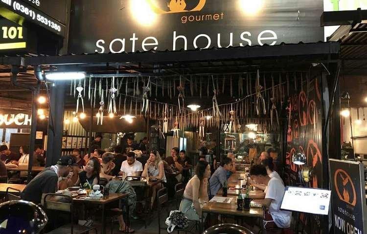 Gourmet Sate House Kuta 2 » Gourmet Sate House Kuta, Pilihan Tempat Makan untuk Pencinta Kuliner Sate Nusantara