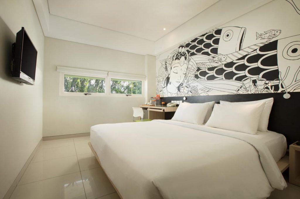 GrandMas Plus Hotel Airport Bali