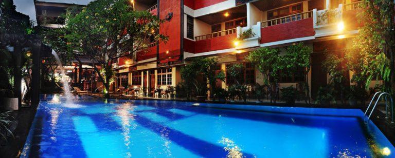 Green Garden Hotel Kuta