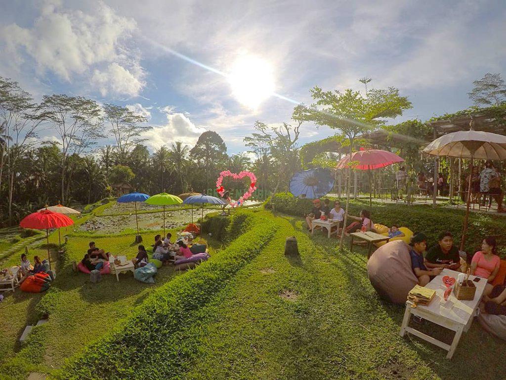 Green Kubu Cafe Ubud 4 1024x768 » Green Kubu Cafe Ubud, Pengalaman Berburu Kuliner dengan Suasana Alami Sekaligus   Instagramable