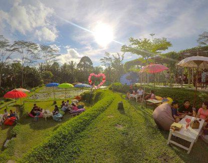 Green Kubu Cafe Ubud