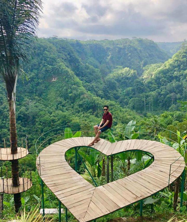 Green Valley Antugan 2 » Green Valley Antugan, Destinasi Kekinian dengan Pesona Pemandangan dari Ketinggian di Bali