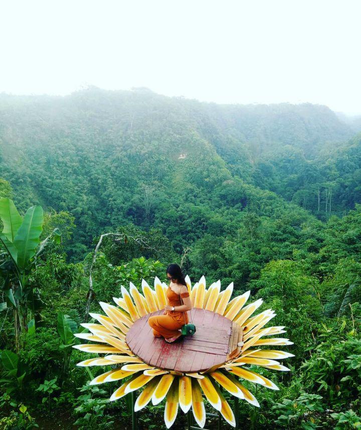 Green Valley Antugan 4 » Green Valley Antugan, Destinasi Kekinian dengan Pesona Pemandangan dari Ketinggian di Bali