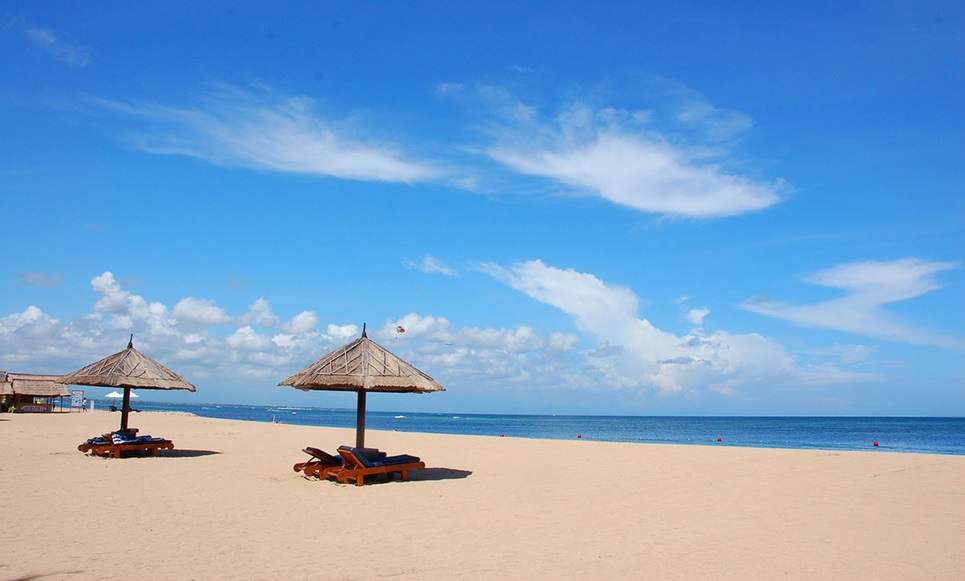 Pantai Nusa Dua Bali, Pantai Paling Bersih dan Indah di Pulau Dewata