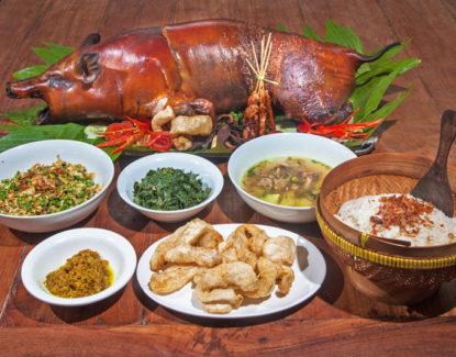 Hog Wild with Chef Bruno Bali