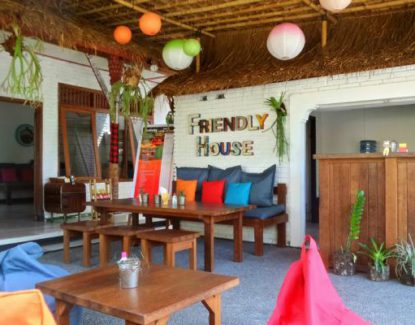Hostel Friendly House Bali