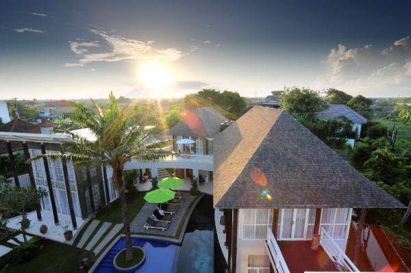 Hotel 808 Residence Bali 1 » Hotel 808 Residence Bali, Kombinasi Suasana Modern, Tradisional dan Mewah