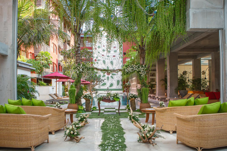 Hotel Alaya Resort Kuta, Tawarkan Suasana Menginap yang Tenang di Keramaian Kuta