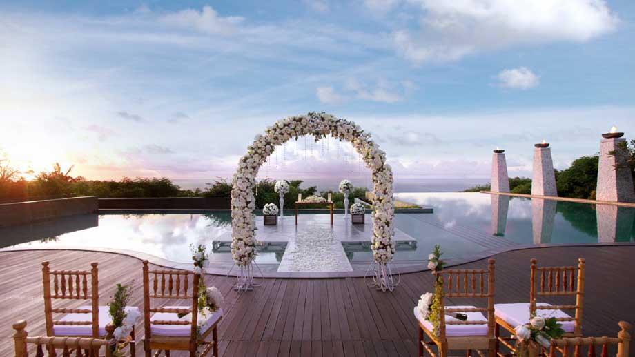 Hotel Banyan Tree Ungasan 2 » Pesta Pernikahan Outdoor dan Indoor yang Romantis di Bali? Pilih Banyan Tree Ungasan Saja!