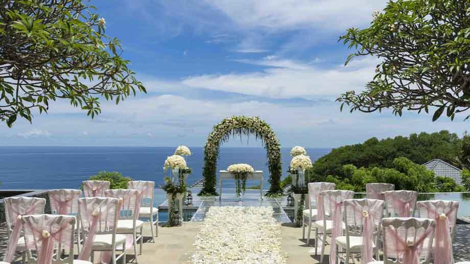 Hotel Banyan Tree Ungasan 5 » Pesta Pernikahan Outdoor dan Indoor yang Romantis di Bali? Pilih Banyan Tree Ungasan Saja!