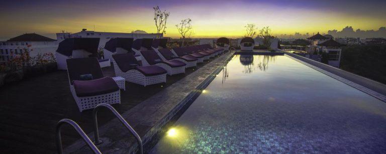 Hotel Citadines Kuta Beach Bali