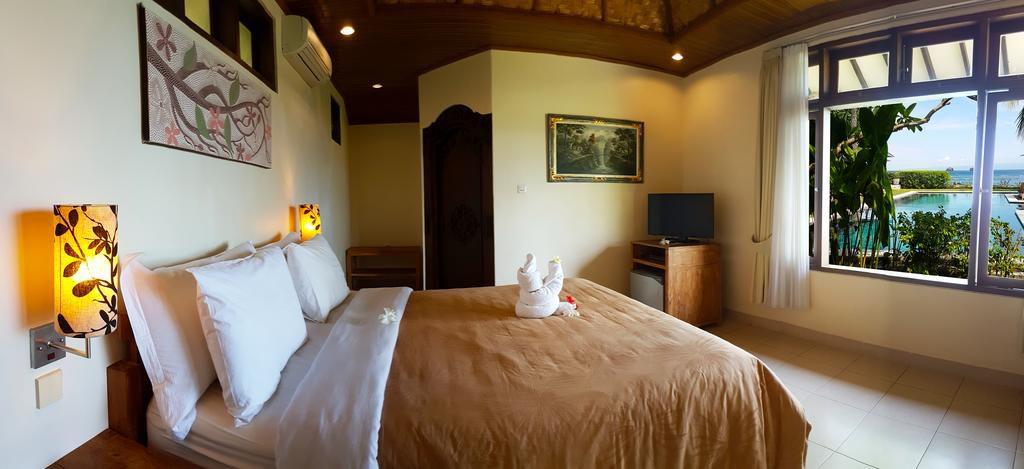 Hotel Genggong Candidasa 1 1024x469 » Hotel Genggong Candidasa, Penginapan Tepi Pantai yang Janjikan Suasana Khas Tropis dan Romantis