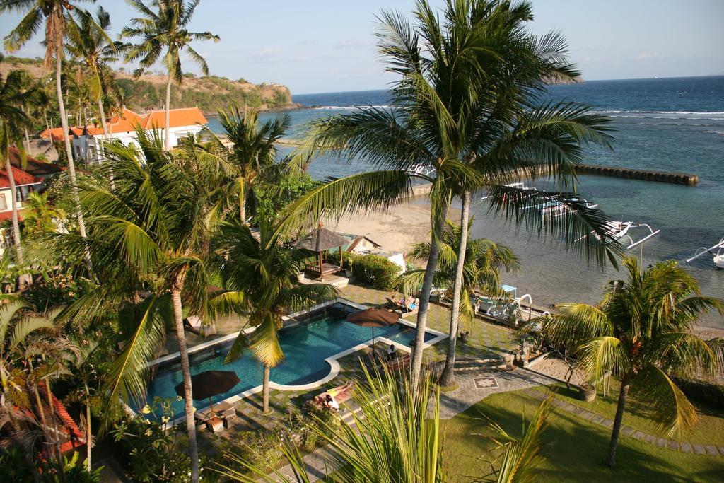 Hotel Genggong Candidasa 2 1024x683 » Hotel Genggong Candidasa, Penginapan Tepi Pantai yang Janjikan Suasana Khas Tropis dan Romantis