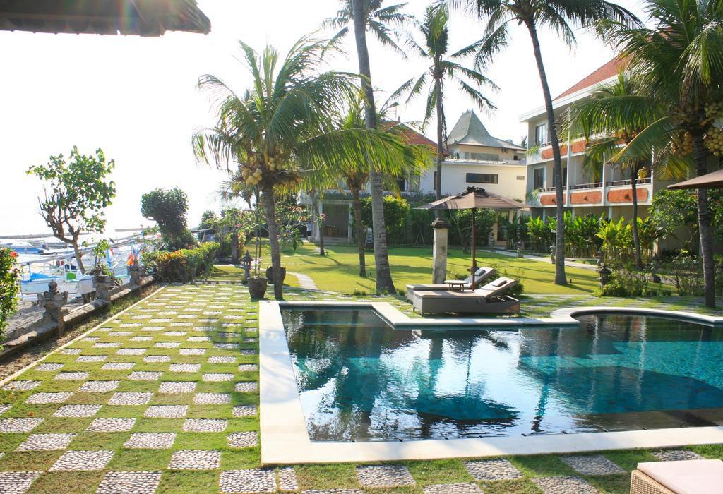 Hotel Genggong Candidasa 4 1024x700 » Hotel Genggong Candidasa, Penginapan Tepi Pantai yang Janjikan Suasana Khas Tropis dan Romantis