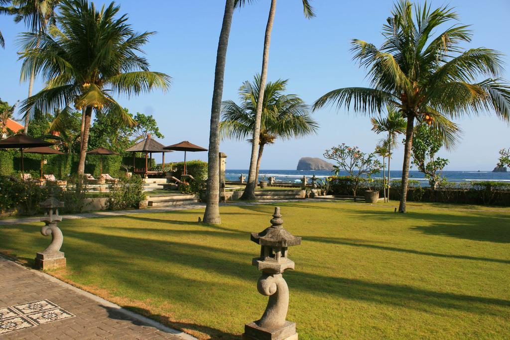 Hotel Genggong Candidasa 5 1024x683 » Hotel Genggong Candidasa, Penginapan Tepi Pantai yang Janjikan Suasana Khas Tropis dan Romantis
