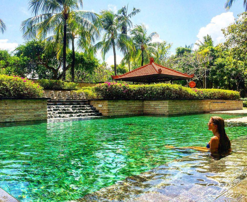 Hotel Grand Hyatt Bali 2 1024x837 » Hotel Grand Hyatt Bali, Hotel Mewah dengan Kolam Renang yang Mengagumkan