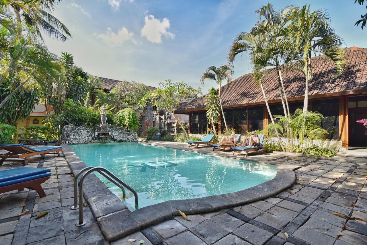 Hotel Grand Kumala Legian, Penginapan Nyaman Berada Dekat dengan Pantai Double Six