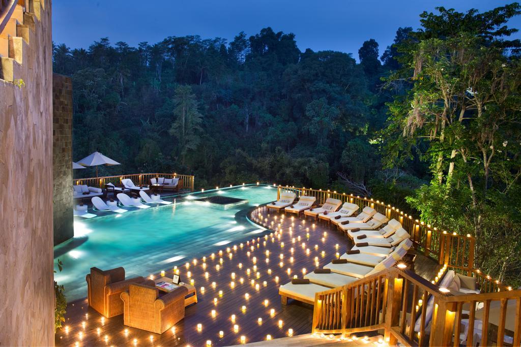 Hotel Hanging Garden Of Ubud, Hotel Mewah dengan Kolam Infinity Berpemandangan Alami yang Menakjubkan