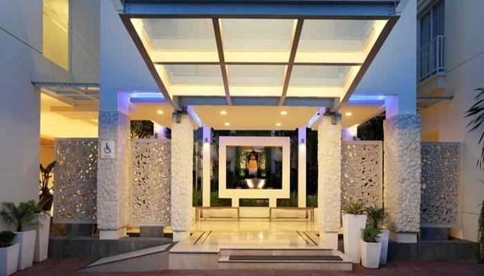 Hotel Holiday Inn Express Kuta Square 2 » Hotel Holiday Inn Express Kuta Square, Pilihan Menginap ala Hotel Bintang 4 dengan Tarif Murah