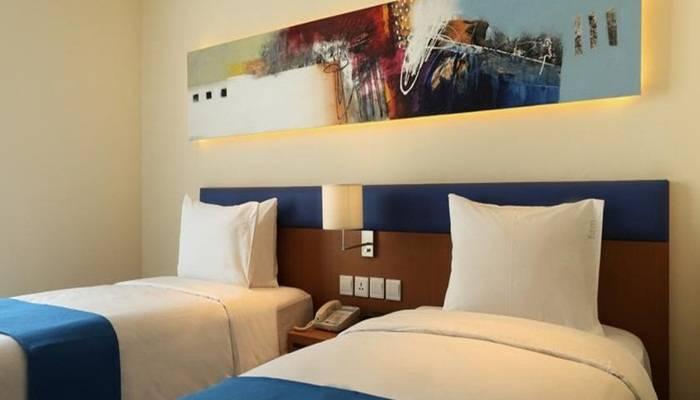 Hotel Holiday Inn Express Kuta Square 3 » Hotel Holiday Inn Express Kuta Square, Pilihan Menginap ala Hotel Bintang 4 dengan Tarif Murah