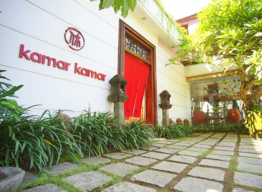 Hotel Kamar Kamar, Pilihan Menginap dengan Suasana Seperti Rumah di Seminyak