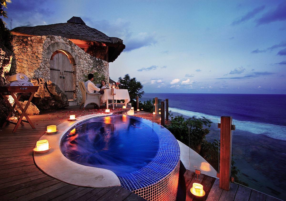 Hotel Karma Kandara Ungasan – Penginapan Mewah dengan Pantai Pribadi yang Tersembunyi