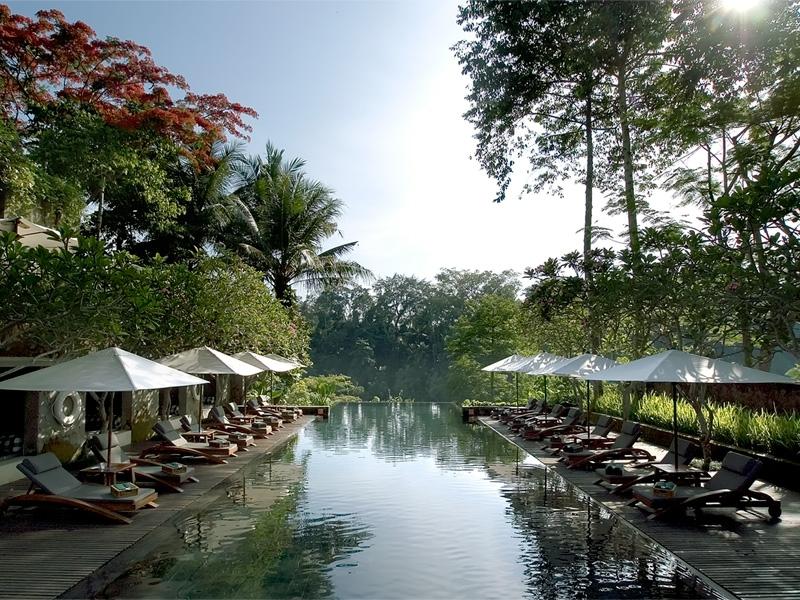 Hotel Maya Ubud Resort