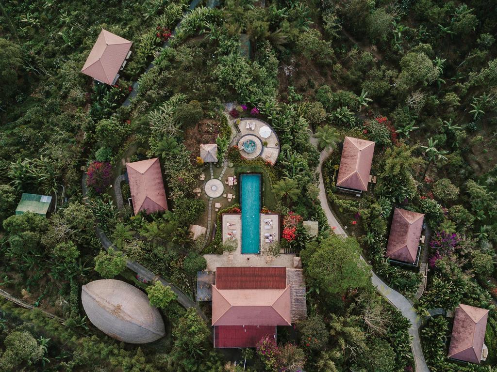Hotel Munduk Moding Plantation