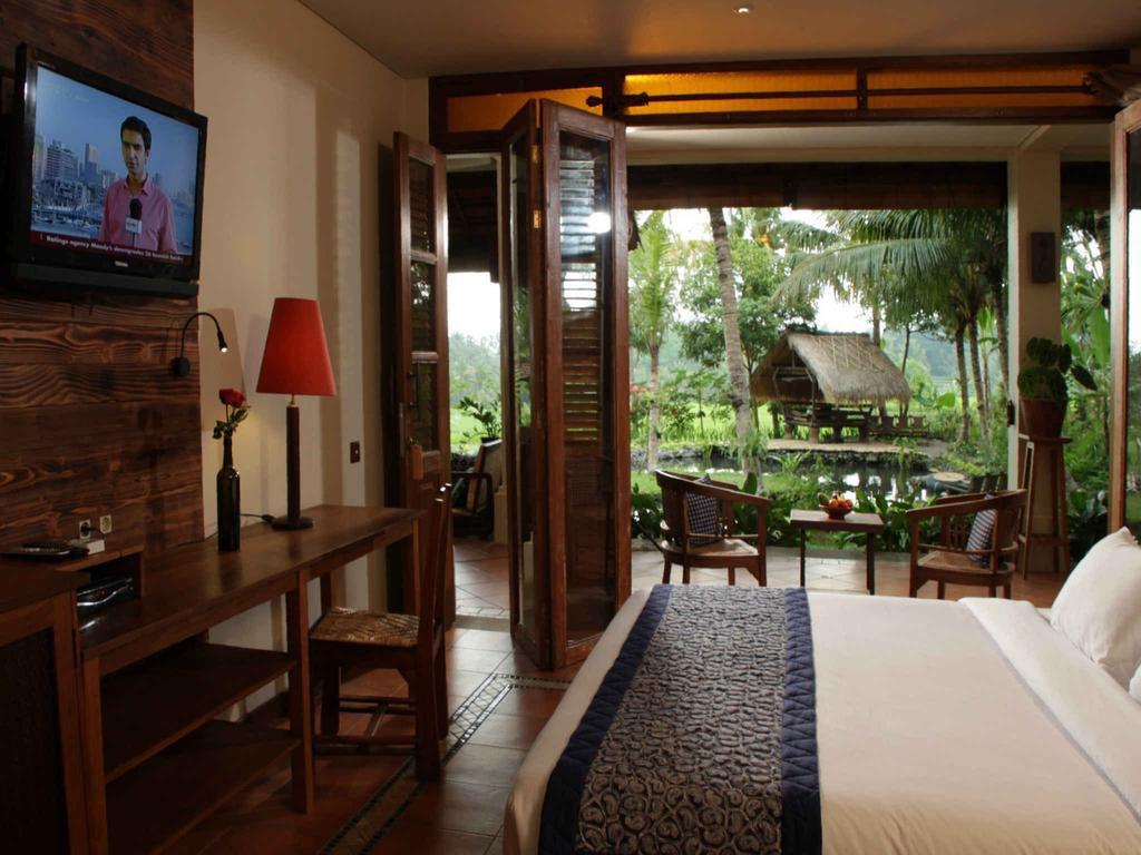 Hotel Omah Apik Ubud 2 1024x768 » Hotel Omah Apik Ubud, Penginapan Bernuansa Alami dengan Pemandangan Sawah di Depan Mata