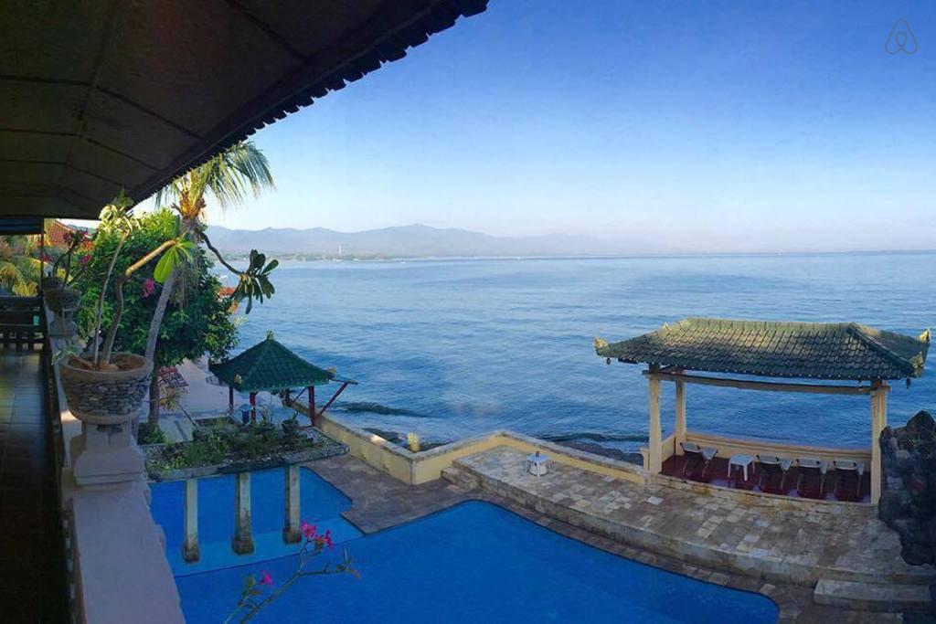 Hotel Pantai Mas Lovina 1 1024x683 » Hotel Pantai Mas Lovina, Penginapan Murah yang Menawarkan Pantai Pribadi Cantik