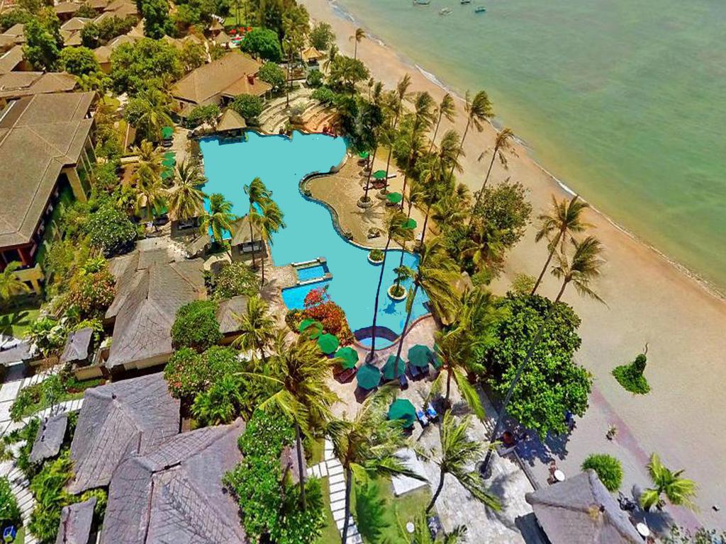 Hotel Patra Bali Resort and Villas, Penginapan Mewah Bintang 5 dengan Sajian Pemandangan Pantai di Depan Mata