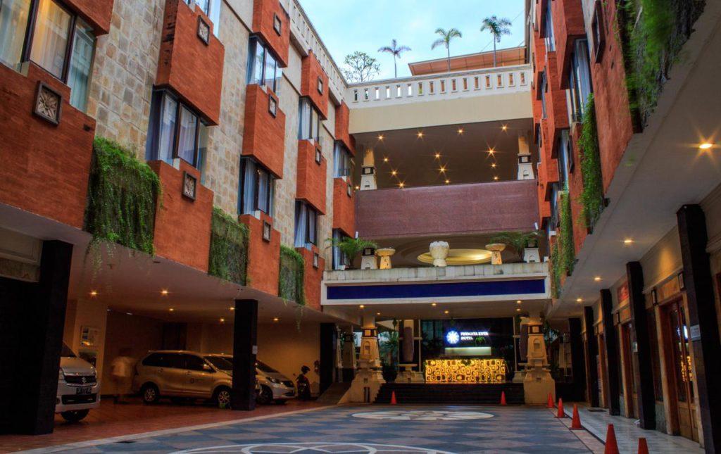 Hotel Permata Kuta 1 1024x645 » Hotel Permata, Hotel Bintang 3 Berfasilitas Lengkap di Bali. Hanya 5 Menit dari Pantai Kuta!