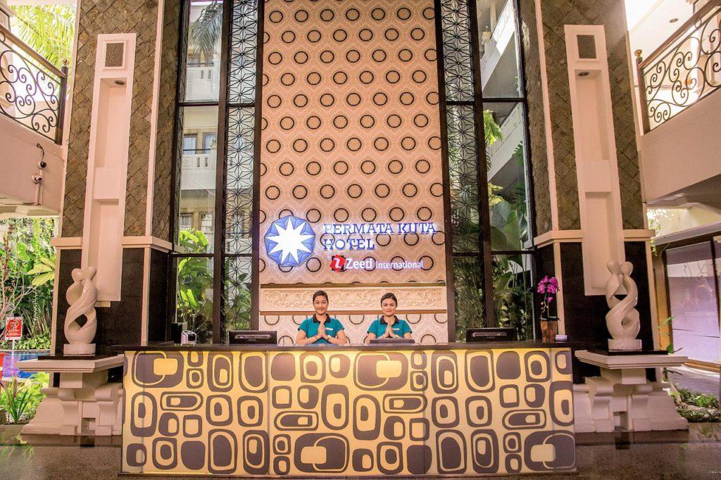 Hotel Permata Kuta 4 1024x682 » Hotel Permata, Hotel Bintang 3 Berfasilitas Lengkap di Bali. Hanya 5 Menit dari Pantai Kuta!