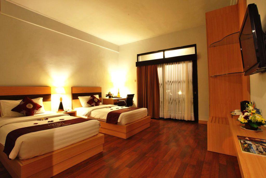 Hotel Puri Saron Seminyak 5 1024x685 » Hotel Puri Saron Seminyak, Penginapan Mewah Tepi Pantai yang Jamin Kenyamanan Liburan di Bali