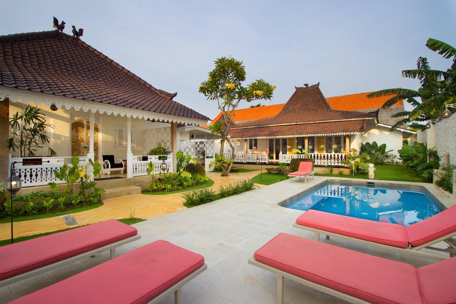Hotel Puri Tempo Doloe Sanur, Penginapan yang Romantis dengan Konsep Cantik dan Minimalis