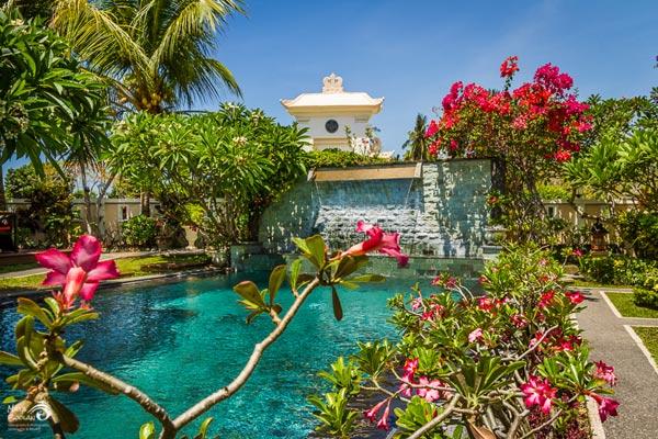Hotel Rama Shinta Candidasa, Resort Romantis dengan Suasana Alam yang Tenang di Karangasem
