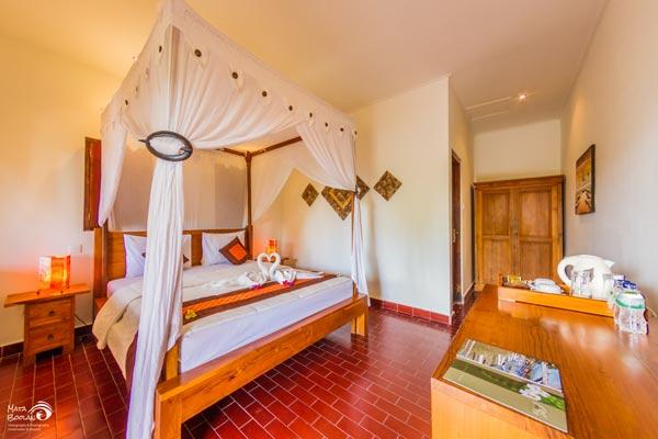 Hotel Rama Shinta Candidasa 2 » Hotel Rama Shinta Candidasa, Resort Romantis dengan Suasana Alam yang Tenang di Karangasem