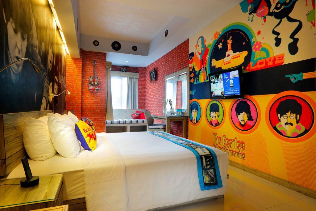 Hotel Rhadana Kuta Bali 1 1024x683 » Hotel Rhadana Kuta Bali, Perpaduan Konsep Penginapan Halal dengan Desain Kamar Instagramable